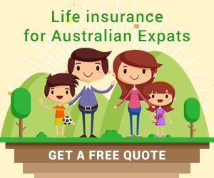 life insurance for Australian expats
