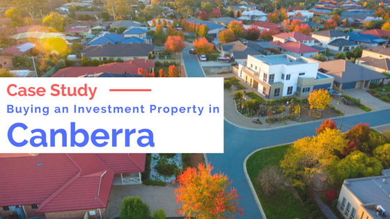 investment property in Canberra